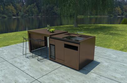 Outdoor kitchen Nota