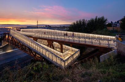 Grand Avenue Park Bridge