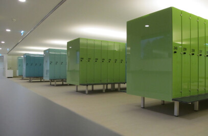 Daily smart Locker system for guests/visitors