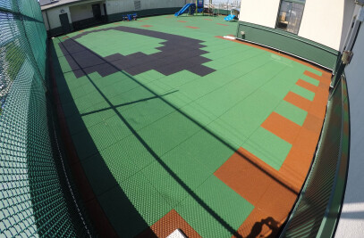Rooftop Playground Application