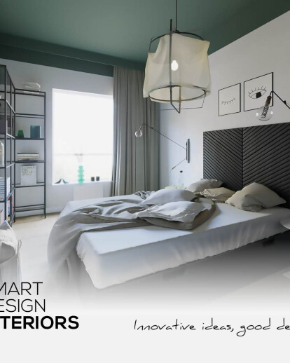 Relaxing neutral bedroom