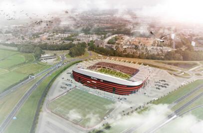 AFAS-stadion AZ, Alkmaar