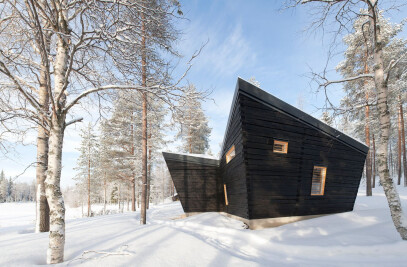 Arctic Sauna Pavilion