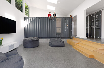 Wyss Container House