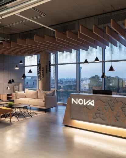 Nova Measuring Instruments offices
