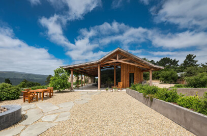Monterey Rustic Modern