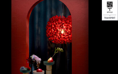 Cherry Moon lighting