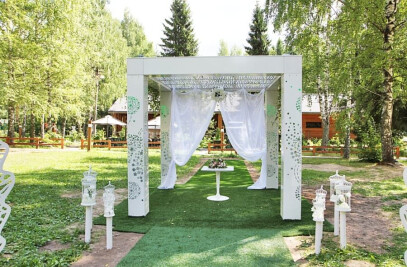 Pavilion Romanov les