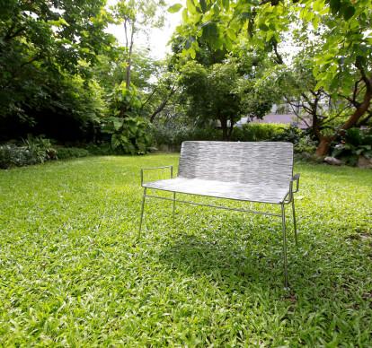 Garden Boy Bench
