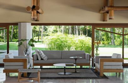 Moorea Sofa Standard