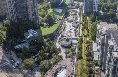 Beijing CR Land Galleria – Instreet Renovation