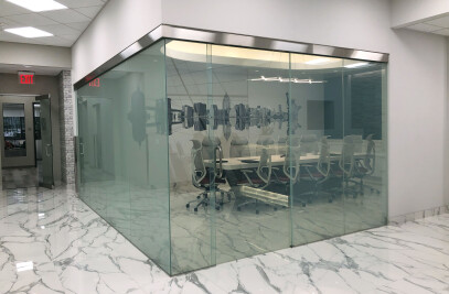 LC Privacy Glass: Conference Room