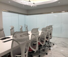 LC Privacy Glass: Inside Conference Room - Private