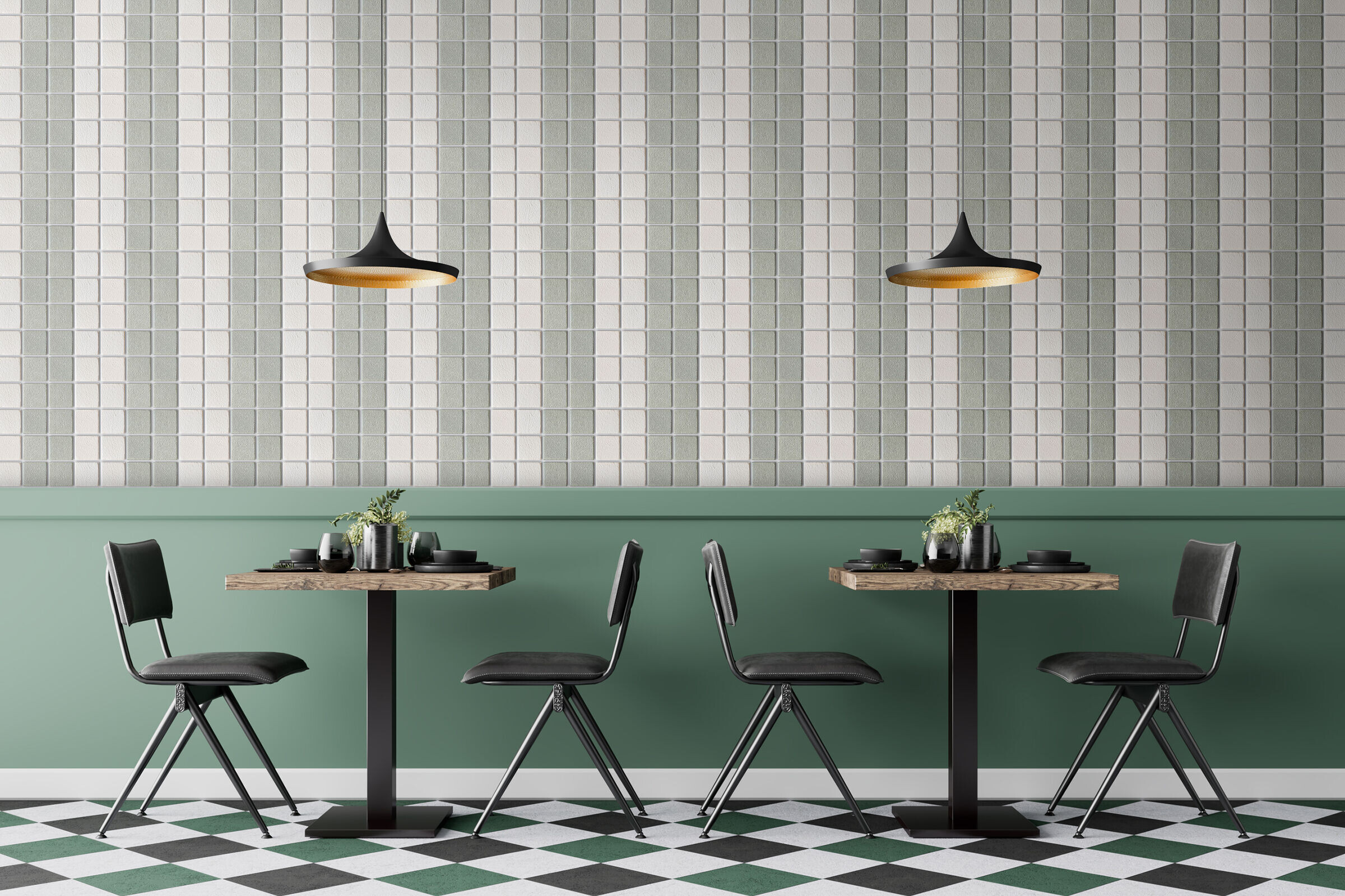 Wall decoration and sound absorption, a perfect solution to design classy amd timeless interior