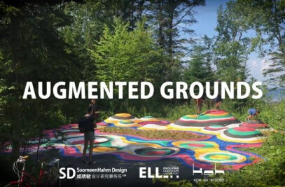 Augmented Grounds Landscape Design Installation