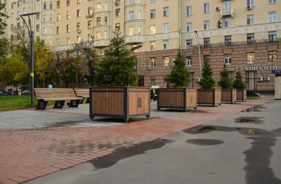Prospekt Mira, Moscow (2015)