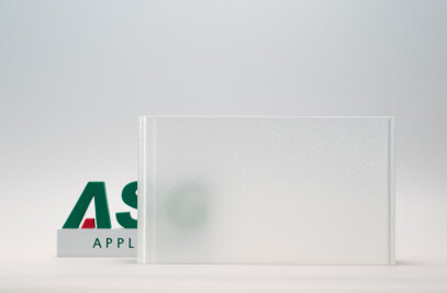 SAND BLASTING CHANNEL GLASS