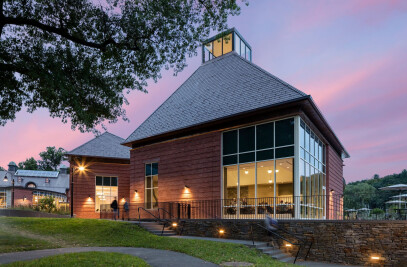Community Center at Mount Holyoke College