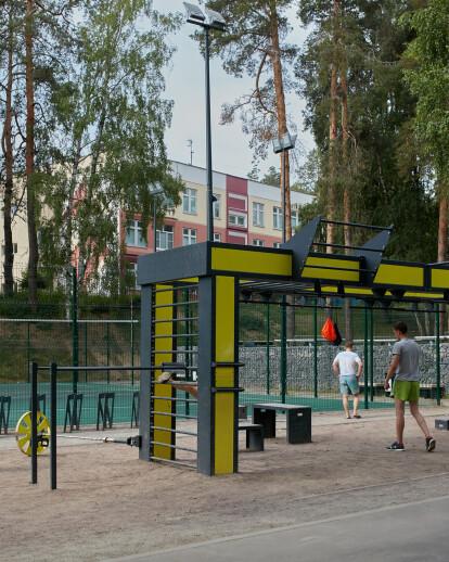 Fedorov Park, Balashikha (2020)