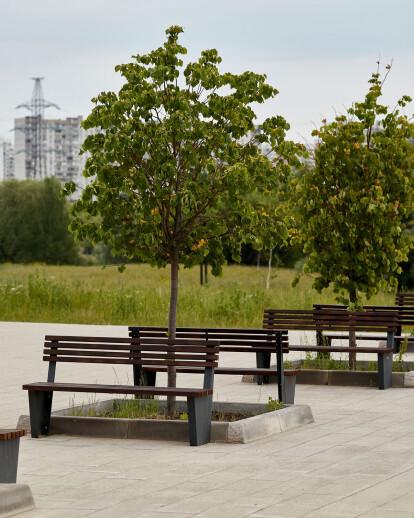 Mitino Park, Moscow (2019)