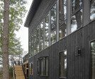 Kahshe Lake Cottage - Exterior