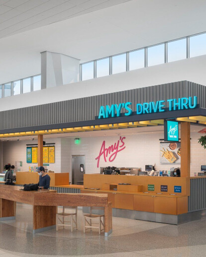SFO Showcase Trends in Airport Dining Amenities