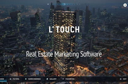 Interactive Marketing Property Software L-Touch