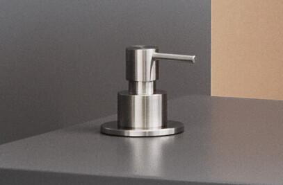 DOS01 - Deck mounted built-in dispenser