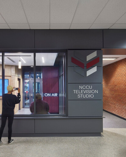 NCCU Television Studio Renovation