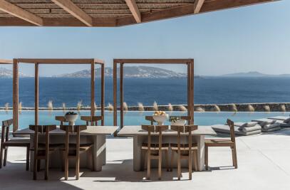 Rocabella Hotel, Mykonos