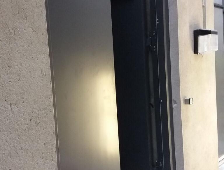 Clark Door Double Leaf Hinged Power Door