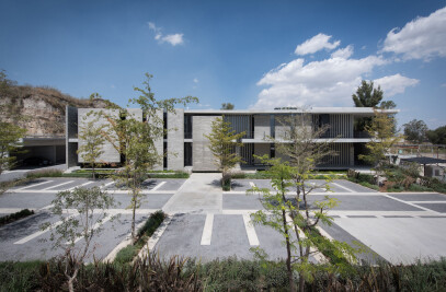 Anteus Constructora Headquarters