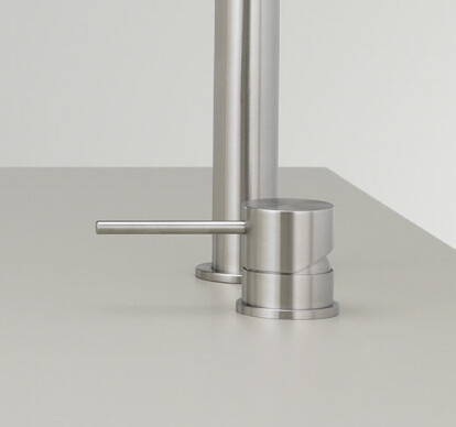 MIL207 - Deck mounted single lever mixer