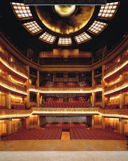 Illumination Théâtre du Capitole Toulouse