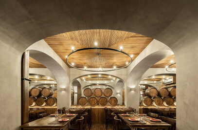 BARRIL restaurant