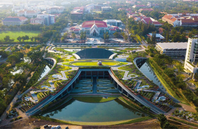 Thammasat Urban Rooftop Farm (TURF)