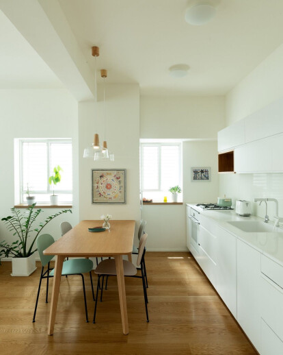 Airy & light, couple apartment in Tel-Aviv