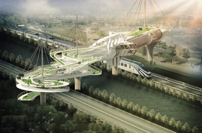 Shiraz Life Bridge