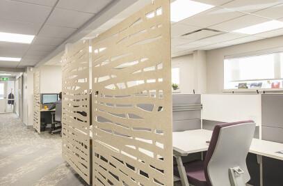 Work Zone Divider
