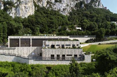 New Terna Electric Station in Capri