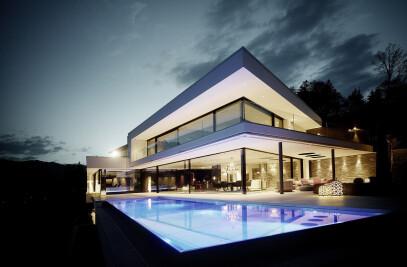 Private residence, Switzerland
