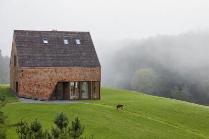 Cedar House tells the story of a site