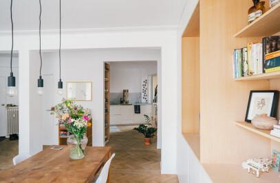 Renovation Apartment '60