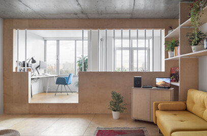 Apartment for an engineer
