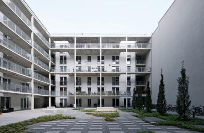 New Housing on Briesestraße