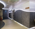 renovating the corridors