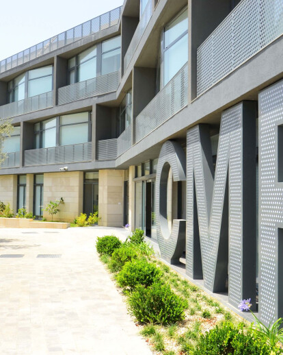 CMF STUDENTS HOUSE