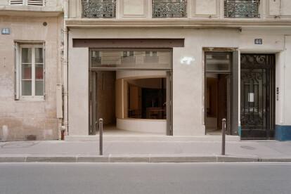 Neri&Hu's Papi Restaurant reveals layers of Paris' history