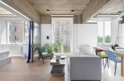 Ann's Apartment