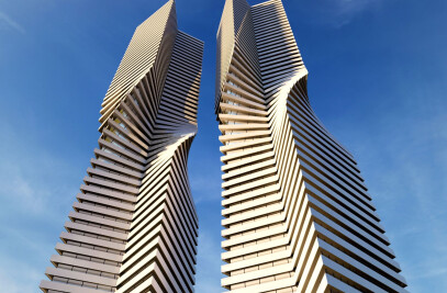 DANCING TOWERS, U.A.E.